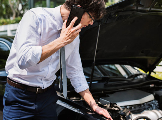Car Breakdown Recovery Moorgate EC2