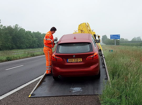 Man Car Recovery North London